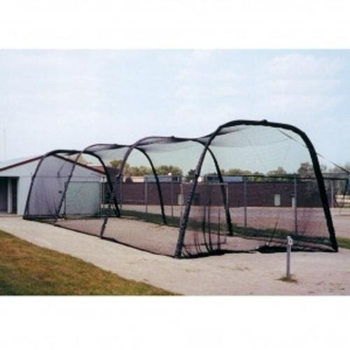 Batco 72'  Batting Cage - Baseball Tunnel