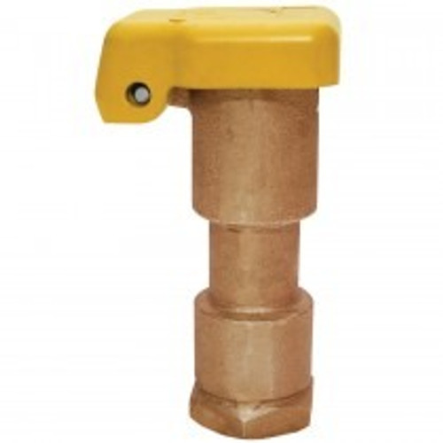 1'' Quick Coupler Hose Valve
