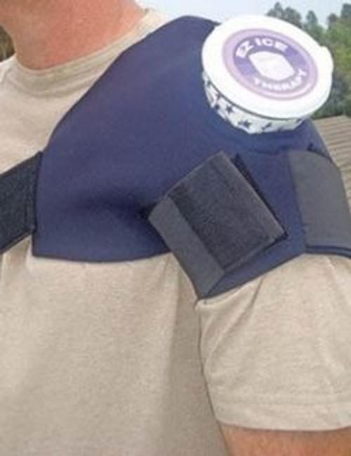 EZ Ice Therapy Single Shoulder Ice Wrap