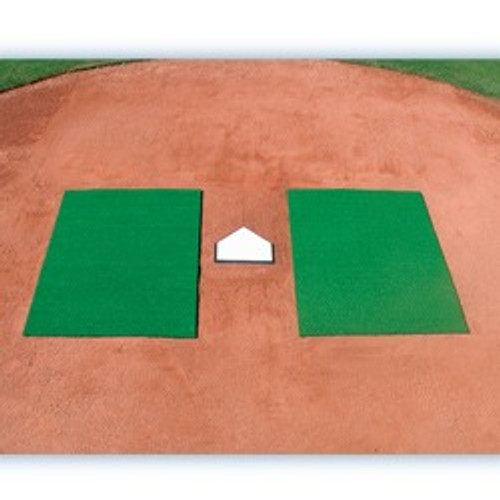 DiamondTurf Synthetic Turf Batter's Mat  (Softball Size)