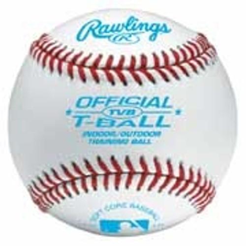 Rawlings Official T-Ball Training Baseballs