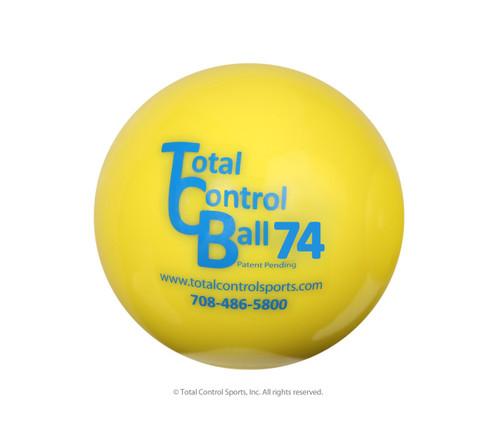 Total Control TCB-12L-74 Batting Balls