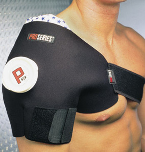 ProSeries Shoulder / Rotator Cuff Ice Pack & Ice Wrap