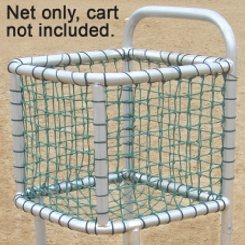 OIP Deluxe Back Saver Ball Caddy Replacement Net