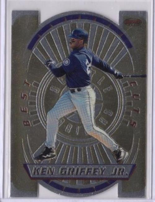 1996 Bowman Best Prime Cut Ken Griffey Jr