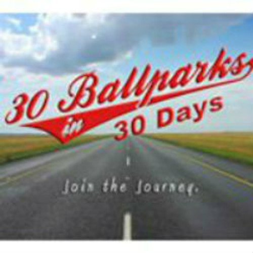 30 Ballparks in 30 Days