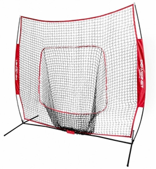 PowerNet 7'x7' Portable Baseball / Softball Net