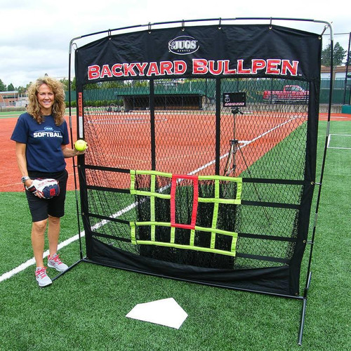 JUgs Backyard Bullpen® Package for Baseball or Softball