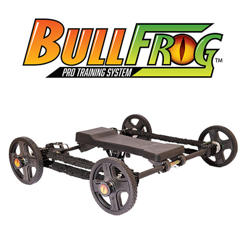 """""""The Bullfrog"""" Total Body Training by Frog Fitness"""
