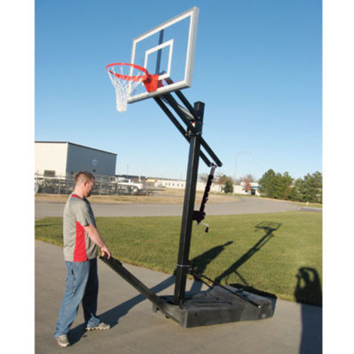 OmniJam Nitro™ Portable Basketball Goal