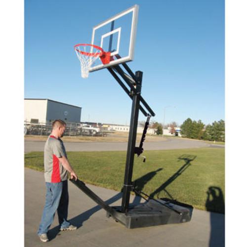 OmniJam Nitro™ Portable Basketball Goal