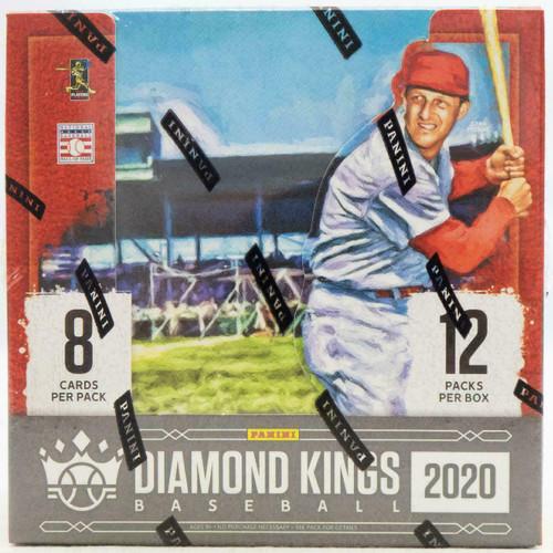 2020 Diamond Kings Baseball Hobby Box