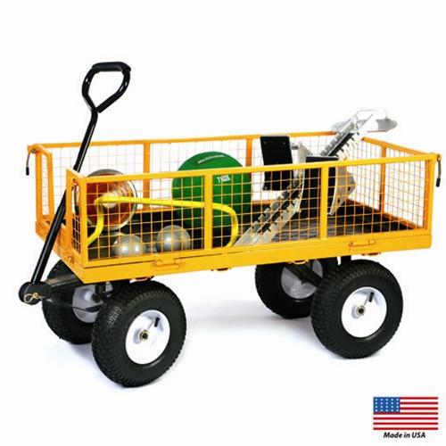 Steel Equipment Wagon