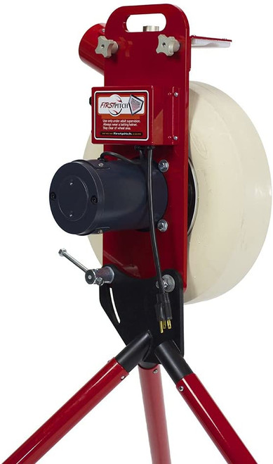 First Pitch Original Pitching Machine – Softball