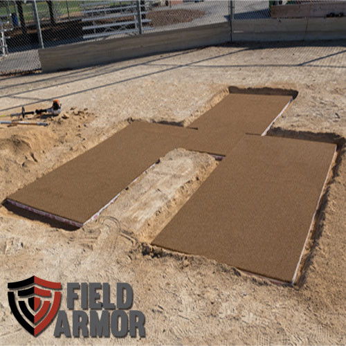 Field Armor Single Batter's Box