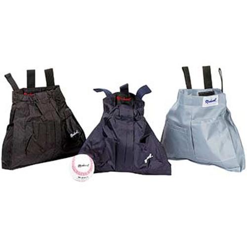 "Markwort Umpire Ball Bag 7.5"" x 7.5"" - Black"