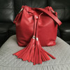 XL Leather Bucket Bag - MORE COLORS