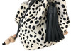 Boxie Calf Hair Bucket  Bag - Dalmatian