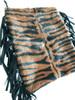 Wild One Fringe Foldover Clutch