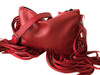 NEW! Medium Fringe Crossbody Leather Bag - MORE COLORS