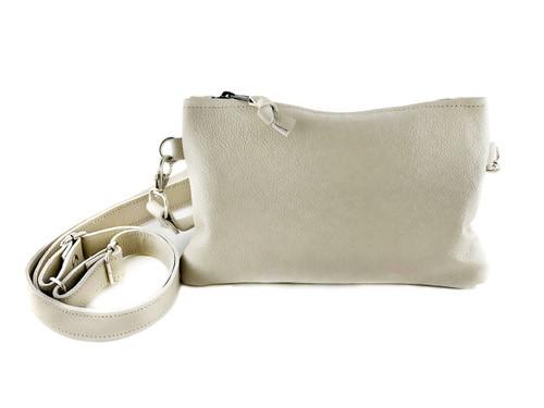 Convertible Crossbody Leather Mini Bag - MORE COLORS