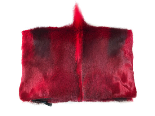 NEW! Springbok Foldover Clutch - Red