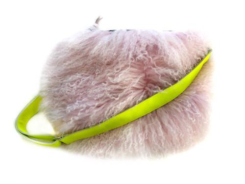NEW! Pink Puff Crossbody Bag - 1 LEFT!