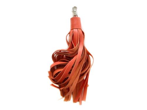 NEW! Jumbo Leather Tassel - MORE COLORS