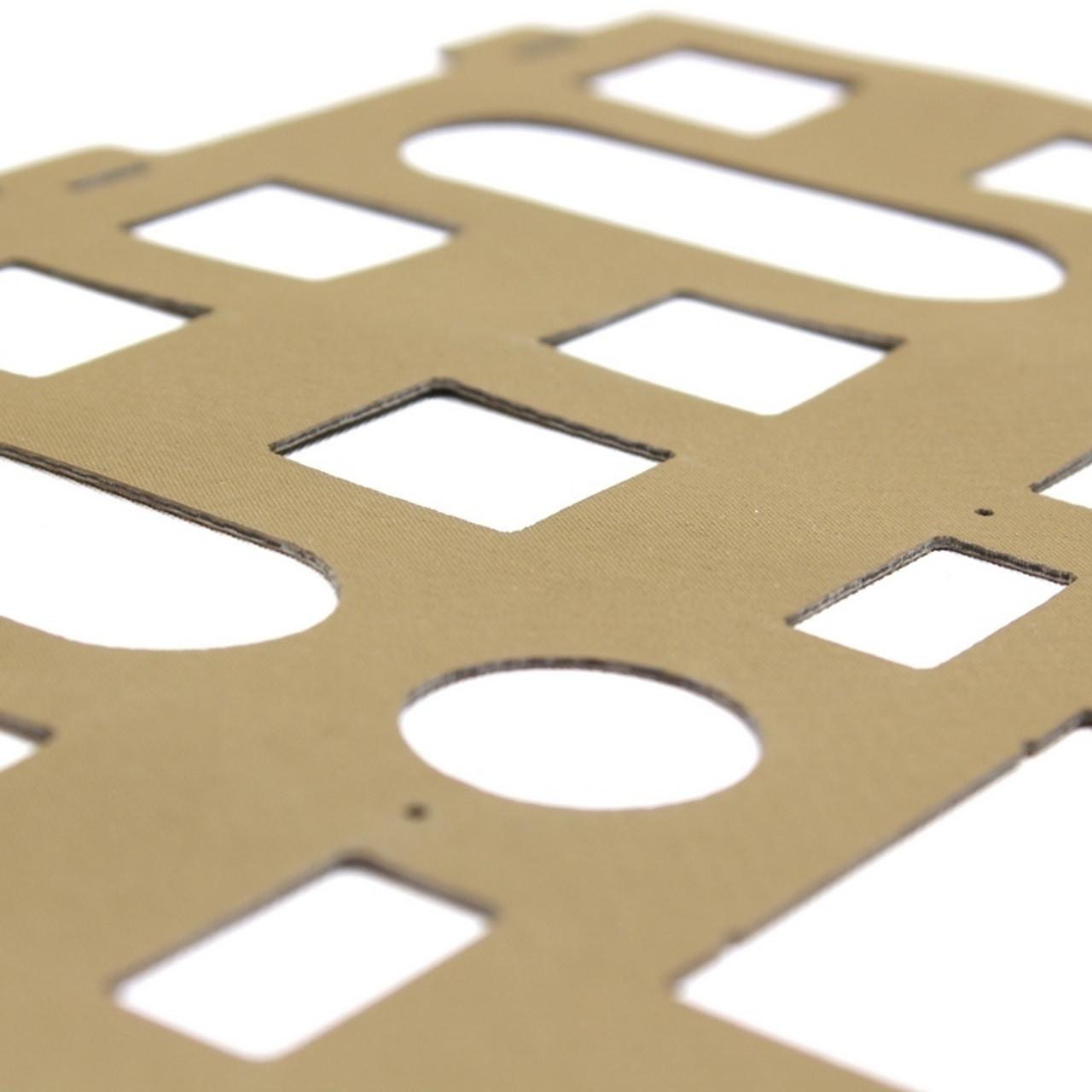Laser cut parts