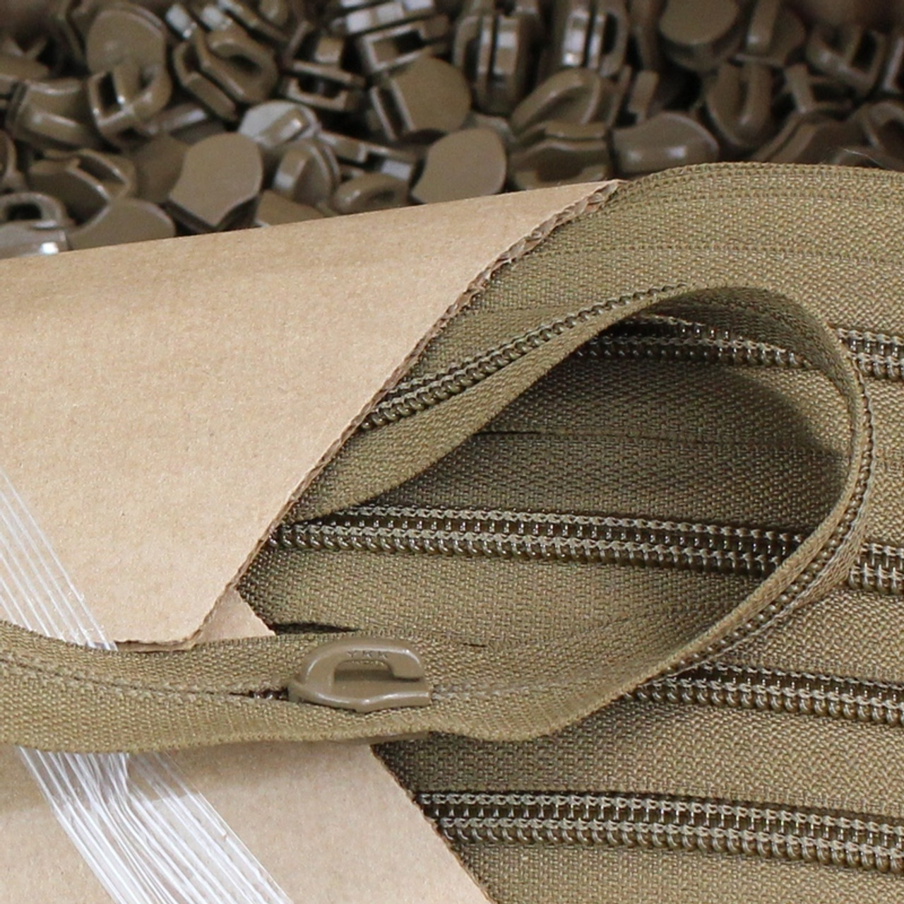 Milspec Zipper Chain