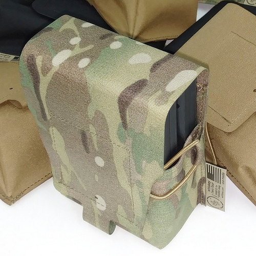 SAR12 Double Mag Pouch