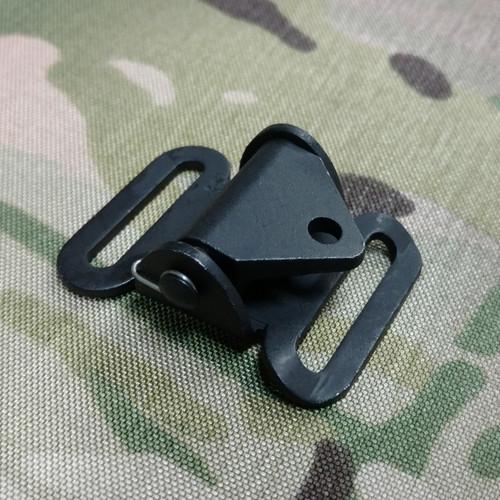 "Spring Loaded Cam Buckle ITW Nexus Albest 1"" Quick Release ALICE black 00724-09"