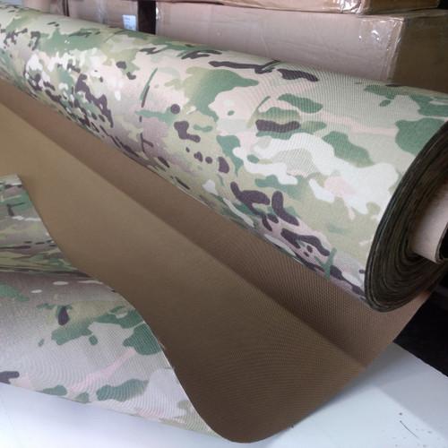 "Brookwood SQUADRON 1000D / 500D laminate 55"" / 140cm wide PER YARD"