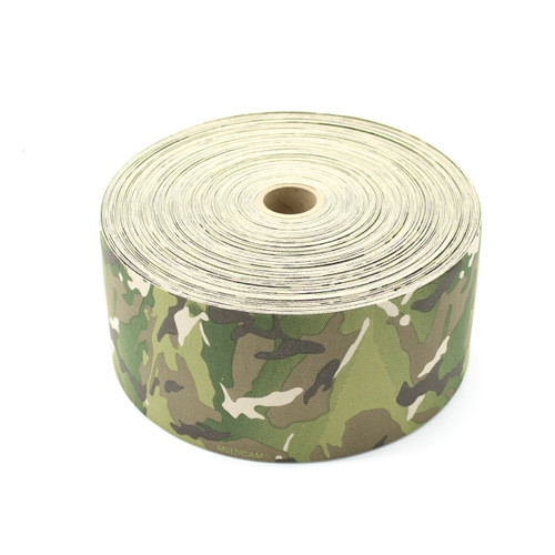Milspec Elastic 5 inch Multicam Solution Dyed Berry Compliant MIL-W-5664 Type II Class I