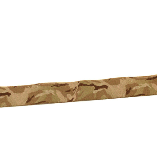"Multicam Arid Printed Loop 4"" wide per yard"