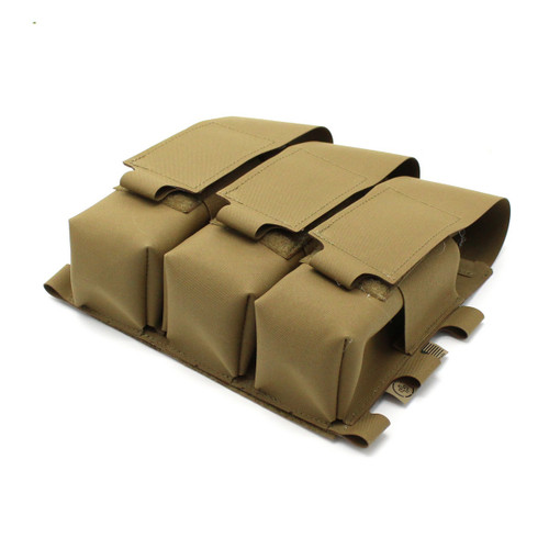 PIMPS Accessory Panel 44 DYE DAM MILSIG MG100 TMC T15 AK M4 magazines Power Up Panel