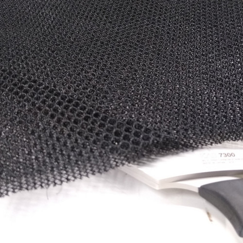 IOTV Spacer Mesh, black PER YARD
