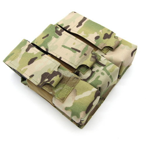 EveryMag-R Triple DYE DAM MILSIG MG100 TMC T15 AK M4 magazines