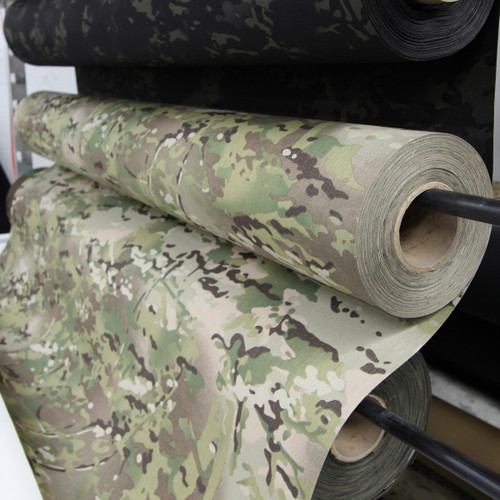"Multicam ACRONYM 500D laminate 58"" / 137cm wide PER YARD"