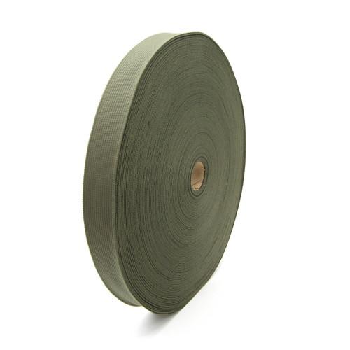 1.5 inch (38mm) MIL-W-17337 Ranger Green Solution Dyed Berry Compliant INVISTA CORDURA® Nylon Webbing