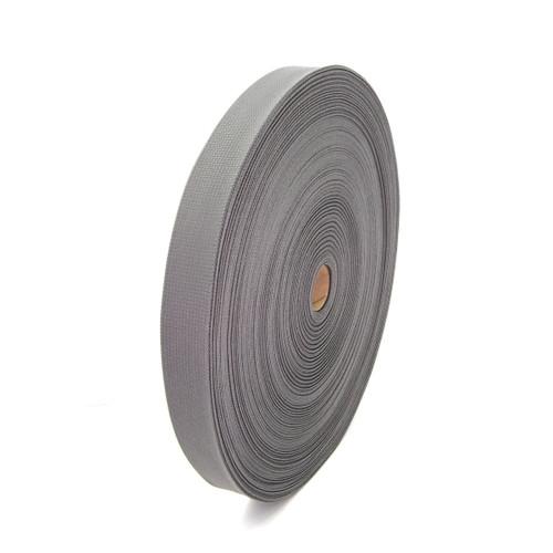 1.5 inch (38mm) MIL-W-17337 Wolf Grey Solution Dyed Berry Compliant INVISTA CORDURA® Nylon Webbing