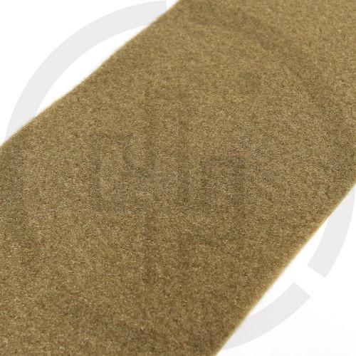 """LOOP 6"""" Wide Coyote Brown, Velcro brand, Berry compliant, milspec"""
