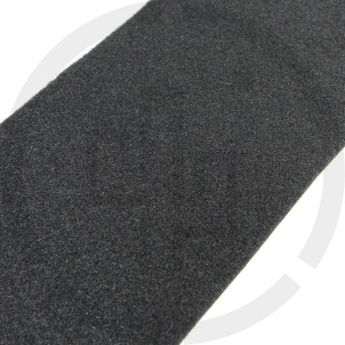 """LOOP 6"""" Wide Black, Velcro brand, Berry compliant, milspec"""