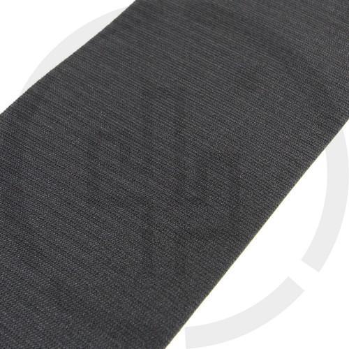 "HOOK 6"" Wide Black, Velcro brand, Berry compliant, milspec"