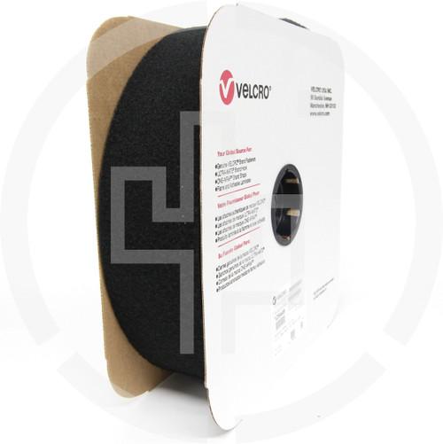 """LOOP 4"""" Wide Black, Velcro brand, Berry compliant, milspec"""