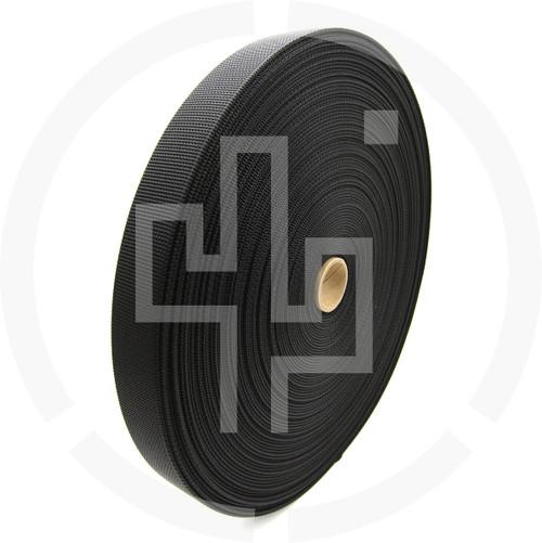 SCUBA Webbing 1.5 inch (38mm) Nylon Dive Belt Black