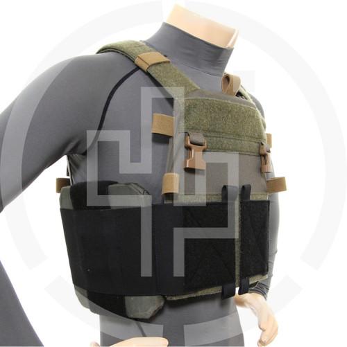Cummerbund 07 Side Armor SAPI Plate compatible