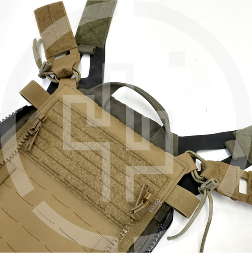 WTF Crye Precision JPC 2.0 Back Panel 64 Small