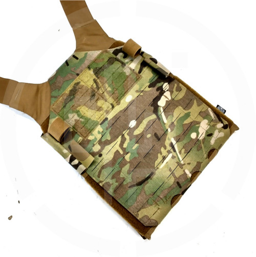WTF Ferro Concepts Slickster Back Panel 64 PALS (MOLLE)