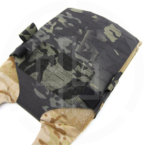 WTF Spiritus Systems COVERT PALS (MOLLE) Back Panel 64 Medium